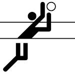 Piktogramm_Volleyball